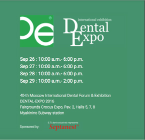 EXPO Dental - Mosca (Russia)